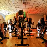 Fitness facility odor removal